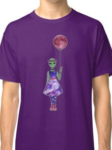 Lovely Alien Classic T-Shirt