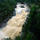 Wild Woolshed Falls  by Cameron B