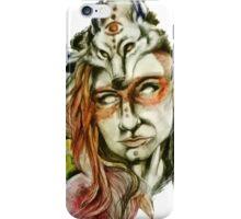 Head iPhone Case/Skin