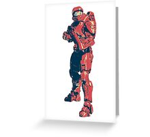 Master Chief needs you Greeting Card