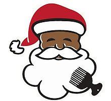 Black Santa by ClassyThreads