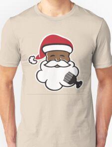 Black Santa T-Shirt