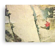 2/3 ...a long time ago in a suburb I hardly remember... Canvas Print