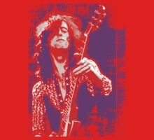 jimmy page One Piece - Long Sleeve