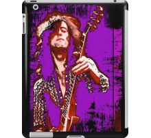 jimmy page iPad Case/Skin