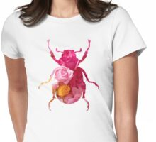 Bouquet Bug Womens Fitted T-Shirt