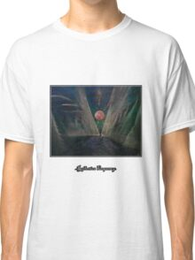 .Face In The Forest. Classic T-Shirt