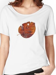 Last Year's Leaf Women's Relaxed Fit T-Shirt