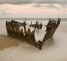 The Ghost Ship by macsphotos