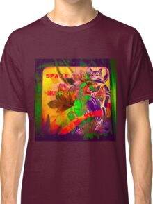 9427 Space Cat Classic T-Shirt