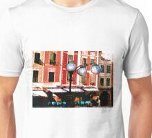 Portofino Cafe Unisex T-Shirt