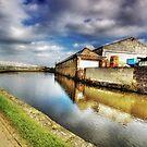 Canal side by inkedsandra