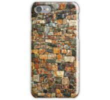 Stacked Stone Texture iPhone Case/Skin