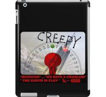 CREEPY NEWS iPad Case/Skin