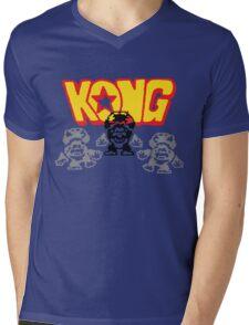 KONG! Mens V-Neck T-Shirt