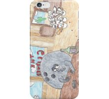 The Gutter iPhone Case/Skin