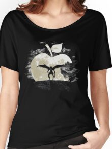 Death Moon Women's Relaxed Fit T-Shirt