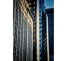 Highrise Photographic Print