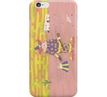 Solitary Clown iPhone Case/Skin