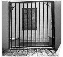 Window Jail Poster