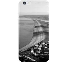chesil beach iPhone Case/Skin
