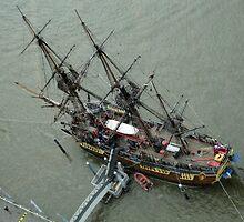 Sailing Ship by STHogan