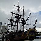 Sailing Ship 2 by STHogan