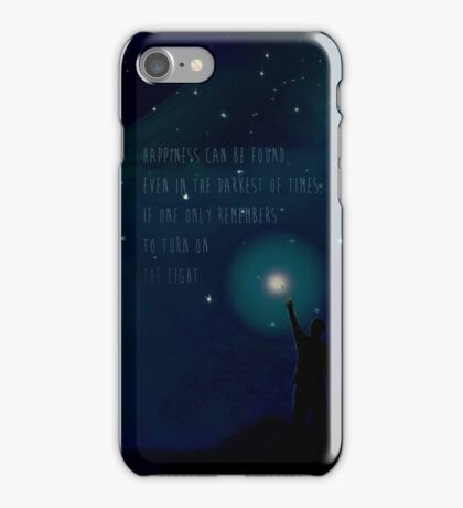 Lumos! iPhone Case/Skin