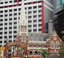 Buildings in Brisbane by STHogan