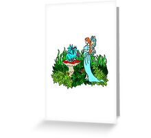Mother to Be Fairy Greeting Card