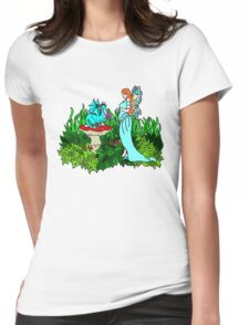 Mother to Be Fairy Womens Fitted T-Shirt