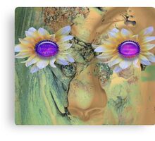 Nature. mother nature Canvas Print