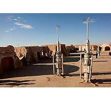 Star Wars Set  Photographic Print
