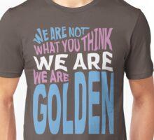 We Are Golden - Trans Unisex T-Shirt