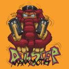 Dubstep Mammoth by pippin1178