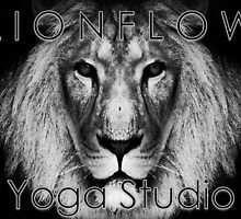 Lionflow Yoga Studio Sign by lionflow