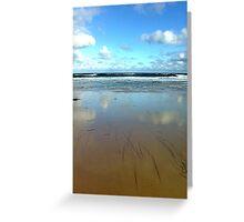 Beach Dreams ,  Carbis Bay,  St. Ives, Cornwall Greeting Card
