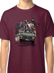 """Poliziottesco"" Italian Movies Classic T-Shirt"