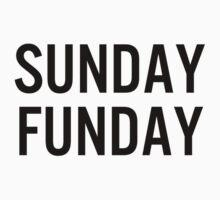 Sunday Funday Baby Tee