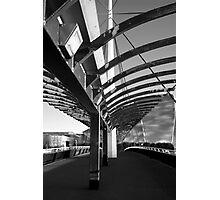 Bells Bridge BW Photographic Print