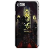 Slithering Shadows iPhone Case/Skin