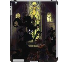 Slithering Shadows iPad Case/Skin