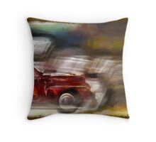 Burst Of Swagger Throw Pillow