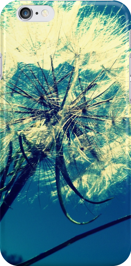 Dandy iphone by Margaret Bryant
