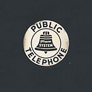 Public IPhone by Alternative Art Steve