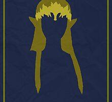 Zelda- The Legend Of Zelda - Wisdom by Gennargh