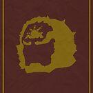 Ganon - The Legend Of Zelda - Power by Gennargh