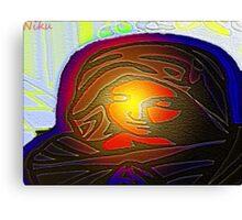 faith-Mary Canvas Print