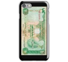 10 Dirhams iPhone Case/Skin
