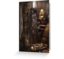 Machinist - You got some good gear there Greeting Card